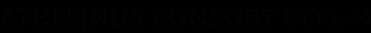 athesinus-consort.de Logo